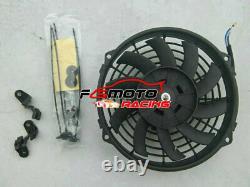 Radiateur D'alliage + Fan Pour Land Rover Discovery Defender 300tdi 2.5 90/110 Btp2275