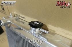 Radiateur D'alliage Fenix Gen II Combinaisons Nissan Gu Patrol 4.8 Tb48de Essence