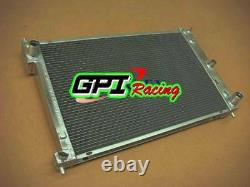Radiateur D'alliage Pour Ford Au Falcon/futura/fairmont/fairlane/6 & 8 Cyl At/mt 52mm