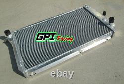 Radiateur D'alliage Pour Ford Fairlane Na/nc II Da/dc Ltd 3.9l L6/5.0l V8 Auto, Nouveau