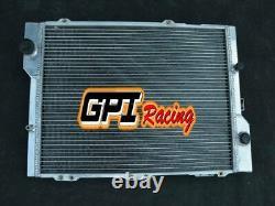 Radiateur D'allocution Aluminale De 62mm Core Pour Audi Rs2 B4 Adu 2.2l Turbo 1994 1995