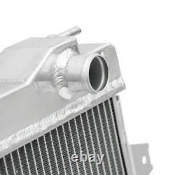 Radiateur D'allocution Aluminique Pour Bmw E30 M3 2.3l 85-93 & E30 320is Manuel 87-93