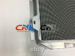 Radiateur D'alloy Ford Capri Mk1 Mk2 Mk3 Kent 1.3l 1.6l/2.0 Essex/escort 1.6 Rs1600
