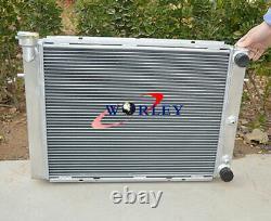 Radiateur D'aluminium D'alloy 52mm Pour Holden Commodore VL Rb30 Et L6 At/mt