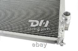 Radiateur D'engin Du Sport Aluminique Pour La Série E46 M3 De La Bmw 3 De 98-06 42mm