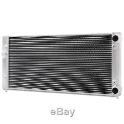 Radiateur De Base En Alliage D'aluminium De 40mm Pour Volkswagen Golf Mk3 2.0 Gti 8v 16v