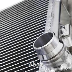 Radiateur De Course En Alliage Aluminium De 40 MM Rad Pour Bmw Série 3 E46 Z4 316 318 325 330