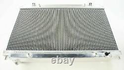 Radiateur De Course En Alliage D'aluminium Toyosports Rad Pour Mazda Rx-8 Rx8 Manuel Se17