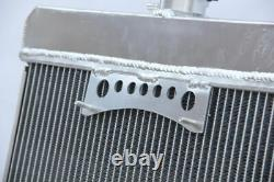 Radiateur De Course En Aluminium 42mm Ford Escort Mk2 Rs2000 2.0 Rs 1.6 Noyau Lourd