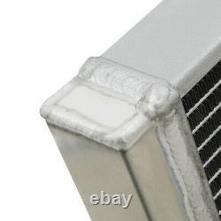 Radiateur De Course En Aluminium À Haut Débit Pour Vw Golf Mk3 2,8 Vr6 91-02
