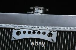 Radiateur De Course En Aluminium Pour Ford Escort Rs2000 Mkii 2.0 Rs 1.6 Sport Pinto 42mm