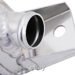 Radiateur De La Course 50mm En Aluminium En Alliage Direnza Pour Ford Escort Rs Turbo Série 2
