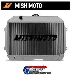 Radiateur De Performance En Alliage D'aluminium Mishimoto Pour S30 Datsun 260z L26