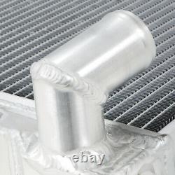 Radiateur De Refroidissement En Alliage D'aluminium Japspeed Pour Mitsubishi Evo X 10 07+