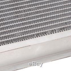 Radiateur De Refroidissement Rad Moteur Aluminium 50mm Pour Mazda Mx5 Nb Mk2 1.6 1.8 01-05