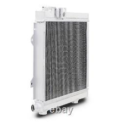 Radiateur De Refroidissement Sport Twin Core En Aluminium De 40 MM Pour Bmw Série 3 E30 M3 81-94