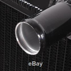 Radiateur De Sport En Alliage Édition Noire De 42mm Pour Honda CIVIC Par Exemple, Ek Eh Ej Em 88-00