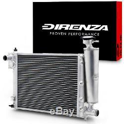 Radiateur Direnza En Alliage 40mm Rad Pour Citroen Saxo Phase 1 1.4 1.6 Vtr 8v 96-03