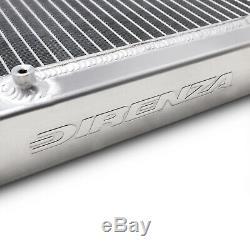 Radiateur Direnza Radio Sport En Alliage 40mm Pour Vw Golf Mk3 2.8 Vr6 Polo Lupo 6n 91-02