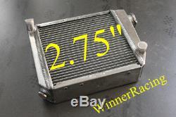 Radiateur En Alliage 70 Mm, Mini Cooper S, Morris Moke, Course / Rallye, 1959-1996, 1993, 1994