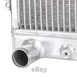 Radiateur En Alliage Aluminium 2 Rangées Mazda Miata Mx-5 Mx5 1.6 1.8 1990 1998 Manuel