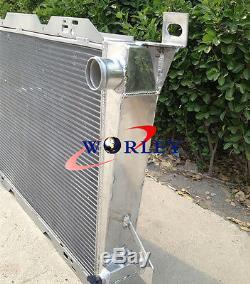 Radiateur En Alliage D'aluminium 1983-1997 Ford F100 F150 F250 F350 Bronco V8