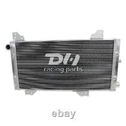 Radiateur En Alliage D'aluminium 40mm Pour Ford Escort Mk3 Série Rs S1 Turbo 1980-1986