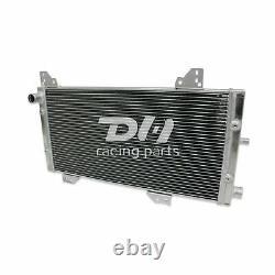 Radiateur En Alliage D'aluminium 40mm Pour Ford Escort Mk3 Xr3i 1600 Rs S1 Turbo 1980-1986