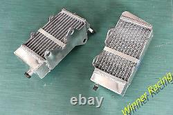 Radiateur En Alliage D'aluminium 50mm Honda Cr250r/cr125r A 1982 /cr250r A 1982