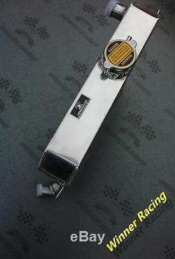 Radiateur En Alliage D'aluminium Bmw E10 2002/1802/1602/1600/1502 Tii / Turbo Haut Débit