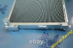 Radiateur En Alliage D'aluminium Bmw X5 E53 3.0 Diesel, 4.4i, 4.6i, 4.8i Essence 2000-2006