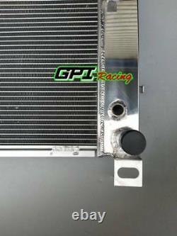 Radiateur En Alliage D'aluminium Chevrolet Silverado 1500 2500 3500 4.8l V8 5.3l 6.0l