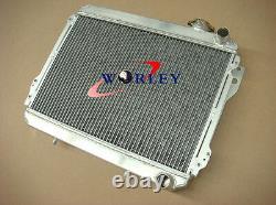 Radiateur En Alliage D'aluminium Complet Pour Toyota Corolla Ae71 Ae72