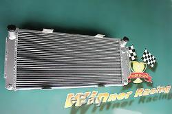 Radiateur En Alliage D'aluminium Custom De 70mm Ford Gt40 1964-1969 1968 1967 1966 1965