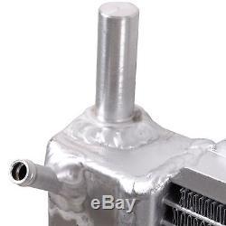 Radiateur En Alliage D'aluminium De 25mm Pour Ford Focus Mk2 St 225 St2 St2 St3 2.5 05-11