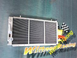 Radiateur En Alliage D'aluminium De 32mm Radiateur Renault 21 R21 2.0 Turbo M/t 1987-1993
