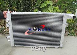Radiateur En Alliage D'aluminium De 50mm Opel Vauxhall Calibra Turbo C20let