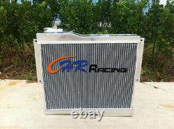 Radiateur En Alliage D'aluminium De 56 MM Pour Mg Mgb Gt/roadster 1977-1980 1978 1979