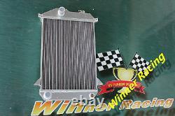 Radiateur En Alliage D'aluminium De 56mm Haute Performance Pour Triumph Tr4 Tr 4 Mt 1961-1965