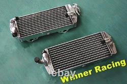 Radiateur En Alliage D'aluminium Fit Beta Rr250/rr300 2t 2 Temps 2013-2018 Course Barced