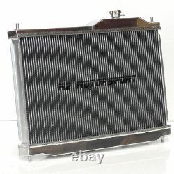 Radiateur En Alliage D'aluminium M2 Motorsport Honda S2000 Ap1 Racing Flow Rad Y3609