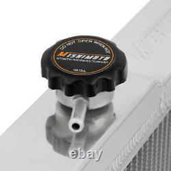 Radiateur En Alliage D'aluminium Mishimoto Pour Mazda Mx5 1.6 1.8 Nb Mk2 Mk2.5 99-05