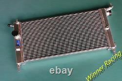 Radiateur En Alliage D'aluminium Opel Vauxhall Corsa Gsi 2.0l Turbo C20xe M/t 1993-1999