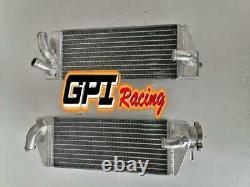 Radiateur En Alliage D'aluminium Pour 250/300/360 Egs/exc/mxc/sx 1995 1996 1997 95 96