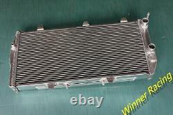 Radiateur En Alliage D'aluminium Pour Audi 200 C3 Quattro 3b 20v Turbomoteur M/t 70mm