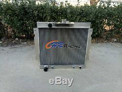 Radiateur En Alliage D'aluminium Pour Chrysler Valiant Vg Hemi 6 Cyl
