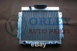 Radiateur En Alliage D'aluminium Pour Chrysler Valiant Vg Vj Hemi 6 Cyl
