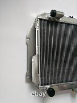 Radiateur En Alliage D'aluminium Pour Daihatsu Rocky F7/f8 2.8d/2.8td Dl/dlt M/t 1985