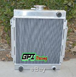 Radiateur En Alliage D'aluminium Pour Datsun 1200 B110 A12 / T 1970-1976