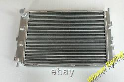 Radiateur En Alliage D'aluminium Pour Escort Ford V/vi Ea 1.8td Diesel Rfd 1990-1995